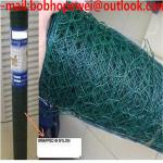 chicken wire manufactures/wire netting fence/poultry netting 50*50/hexagonal wire mesh chicken/chicken wire sizes