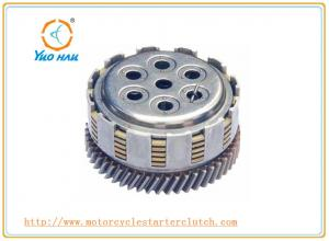 China Suzuki AX100 Motorcycle Engine Clutch / Motorbike Clutch Long Service Life / Motorcycle Starter Clutch on sale