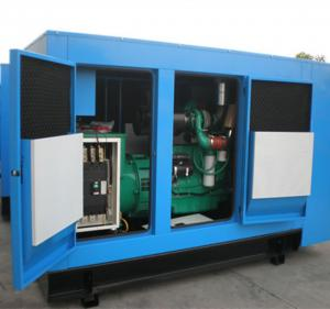 China 250kva NTA855 - GA Engine Cummins diesel generator set power station electric heater on sale