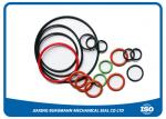 Rubber Mechanical Seal O Ring NBR / EPDM Various Colors Available