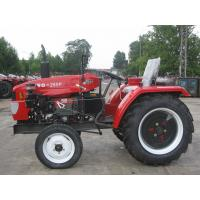 YTO Belt driving small four wheel Single-cylinder farm tractor 28HP cultivated land & pulling goods
