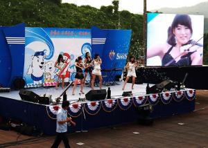 China Indoor Outdoor Stage Led Screens , Professional Concert Screen on sale