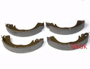 China Brake shoe kit fits Nissan Tiida GS7840 Genuine Japanese Spare Parts on sale
