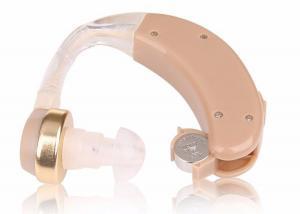 China Les plus nouvelles prothèses auditives personnelles d'oreille d'amplificateur sain de prothèse auditive de BTE pour le dispositif plus âgé S-168 d'audition de TV on sale