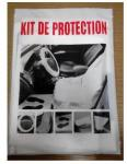 KIT DE PROTECTION, 5 layers dust proof hot sale body kit anti hail car accessories auto canvas car covers, clean kit aut