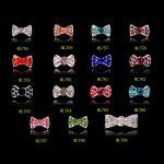 Bow Tie Nail Art Decoration Alloy Jewelry Glitter Rhinestone ML755-769
