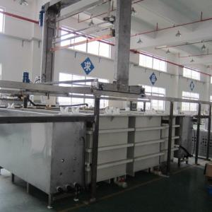 China Full Computerized Aluminium Anodizing Machine Alloy Automatic Oxidation Line on sale