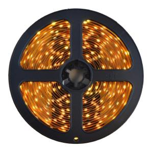China HitLights Warm White SMD3528 Outdoor LED Strip Lights With 300 LEDs 16.4 Ft Roll on sale