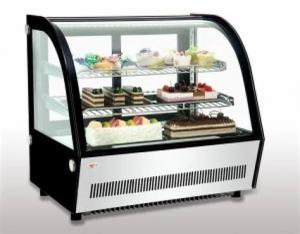 China Power Saving Table Top Display Chiller , Countertop Display Freezer on sale