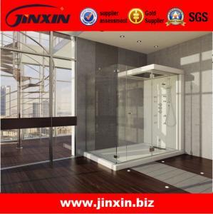 China Decorative Hanging sliding door frameless shower doors on sale
