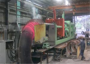 China Pipeline Elbow Induction Hot Forming Mandrel Machine on sale