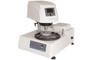 China Single Disc 250mm Automatic Grinding and Polishing Machine With Center Loading Polishing Head on sale