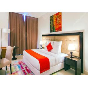 China Hotel /  Home Full Apartment Furniture Sets With Comfortable Contemporary King Bed on sale