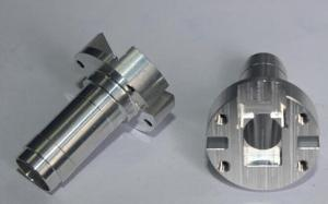 China Motorcycle Precise Micro CNC Milling Parts , Metal / Iron / Tin Turned Parts on sale