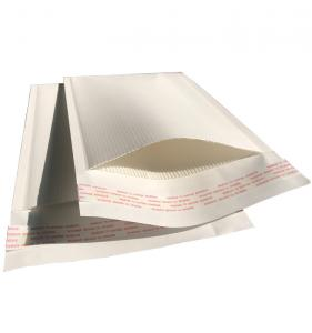China Surf Corrugated Printed Mailing Envelopes Padded Mailer All Paper Same Protection on sale