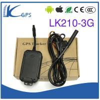 China gps coordinates locator gps gprs gsm tracking deviceLK210-3G on sale