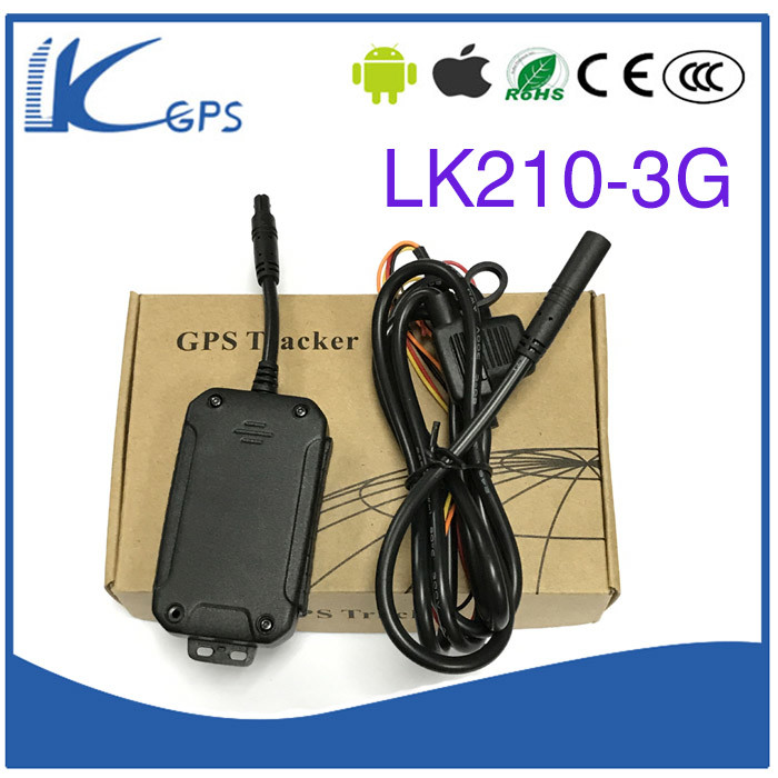 LK210-3G tkstar 3g gps tracker With Real Time Tracking