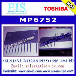 China MP6752 - TOSHIBA - HIGH POWER SWITCHING APPLICATIONS MOTOR CONTROL APPLICATIONS - Email: s on sale