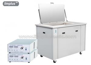 China OEM / ODM Industrial Ultrasonic Cleaning Machine Customized Single Tank on sale