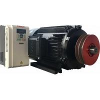 China YVF Laundry Vfd Rated Motor , 3 Phase Induction Motor 0.75KW-30KW With Encoders on sale