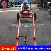 China SH30-2A Engineering Exploration Drilling Rig Sand Soil Drilling Rig For Sale on sale