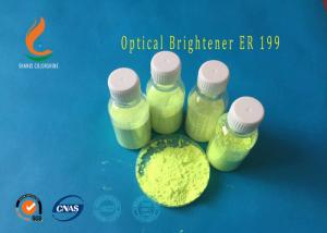 China Chemical Auxiliary Agent Optical Brightener ER 199 Powder Cas 13001-39-3 For Polyster on sale