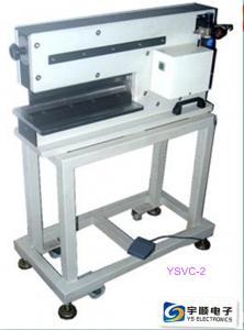 China 400mm Pneumatically V Cut PCB Cutting Machine for Aluminium Board on sale