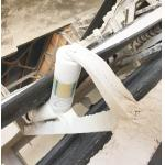 Nylon Carrier Conveyor Rollers without Stuck with Long Service Life Operate quietly