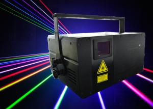 China Graphic Laser Projector 5W RGB Disco Laser Lights For Professional Shows on sale