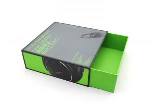 China Bluetooth Headset Earphone Electronics Packaging Boxes Black / White / Custom Color on sale