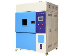China AC 380V Xenon Lamp Weather Resistance Test Chamber , PLC Controller Environmental Simulation Chamber on sale