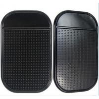 Black PU Car Sticky Pad Holder PVC Anti Slip Mat For Car Mobile Phone Accessories 2016
