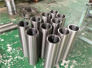 China titanium exhaust pipes for motorcycle/titanium seamless pipe /chinese pipe manufacturers on sale