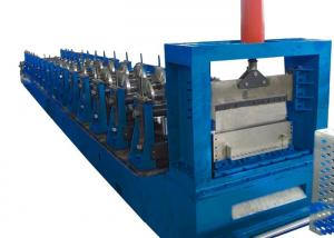 China Metal Steel Cable Tray Roll Forming Machine / Cable Tray Bending Machine on sale