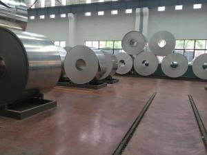 China Two Bars Diamond Tread Aluminum Sheet , Temper H12 Aluminum Checker Plate Sheets on sale