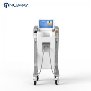 China Vertical Fractional RF microneedle machine face lifting rf skin rejuvenation beauty equipment for home use on sale