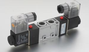 China MVSC Series Die - Casting Solenoid Air Valve , F Class High Pressure Solenoid Valve on sale