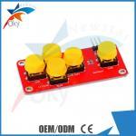 Module For Arduino Analog AD 5-Key Keyboard Module , Electronic Building Block