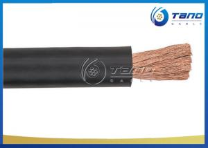 China Copper Wire Rubber Insulated Cable , Double Insulated Cable 70mm2 120mm2 on sale