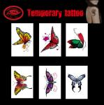 Tatouage provisoire (papillon 01)