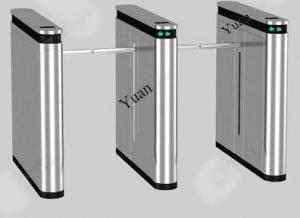 China High - tech Intelligent Drop Arm Turnstile Security Drop Arm Gate For Handicap Channel on sale