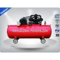 Blow Moulding High Pressure Air Compressor / Reciprocating Air Compressor With Tank
