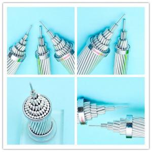China Heat Resistance Electrical Aluminum Wire , 483.8 Acsr Rail Conductor 954000 AWG on sale
