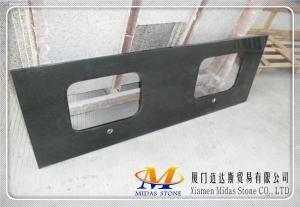 China Black Granite Kitchen Countertops on sale