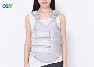 Quality Medical Waist Support Brace Mercerized Cloth Material Long - Term Usage for sale