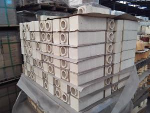 Quality Foundry Steel Casting Runner Bricks High Strength Fire Resistant for sale
