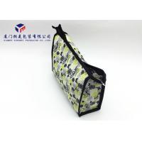 Rectangle Shape Fashion Lady Hand Bag Canvas Bag 19cm Height Fabric Makeup Bag