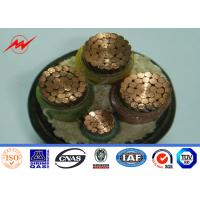 0.3kv-35kv Medium Voltage House Wiring Copper Cable PE.PVC/XLPE Insulated