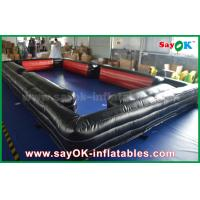 China New Billiard Football Inflatable Table Soccer Pool Game Inflatable Snooker Ball Field on sale