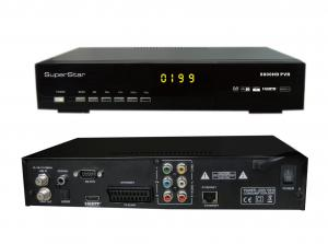 China OSD , CA  High Definition Satellite Receivers with  Level 3 , HD , SD superstar 8800 on sale